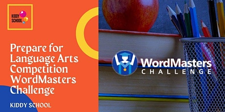 Prepare for Language Arts Competition WordMasters Challenge Private Trials. tickets