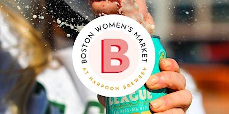 Boston Women's Market at Harpoon Brewery tickets