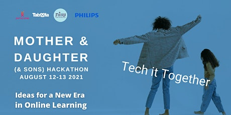 Mother & Daughter (& Sons) Hackathon tickets