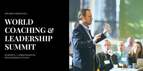 Copy of World Coaching and Leadership Summit - Free Professional Development Event tickets