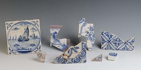 Delft Tiles - A Drayton Hall Archaeology Webinar tickets