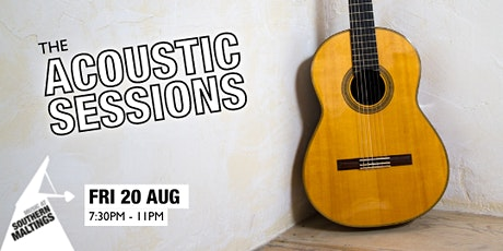 The Southern Maltings Acoustic Sessions tickets