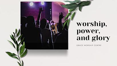 Worship and Healing Night Tickets