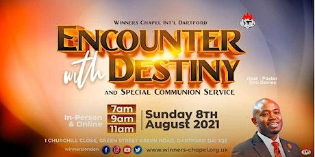 Children's Church 3rd  Service @Winners Chapel International Dartford tickets