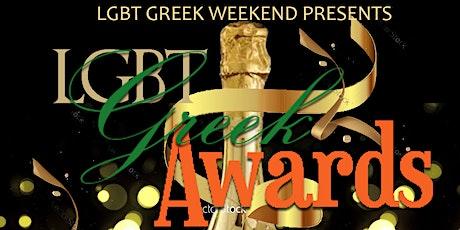 LGBTQIA Greek Letter Organizatons Awards Gala tickets