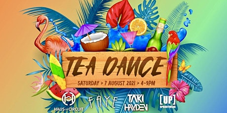 Tea Dance Rooftop Circuit Party 露台茶舞電音派對 tickets