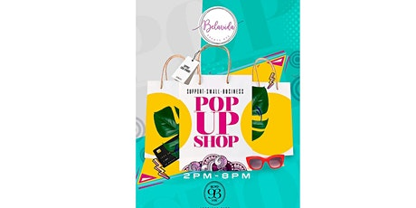 Pop Up Shop - Support  Small Business tickets