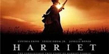 Outdoor Social Justice Film Series -HARRIET (2019) tickets