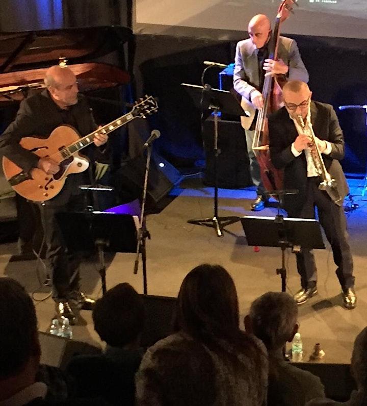 Jazz in Fattoria 2021 - Fernando Marco - Franco Baggiani Quartet image