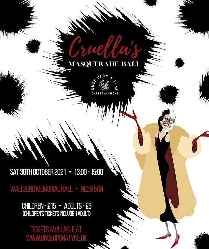 Cruella's Masquerade Ball image