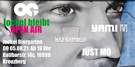 Jockel bleibt! Open Air with OG Overgroundmusic Tickets