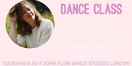 Dance Class   Dance & Feel Good   All Levels tickets