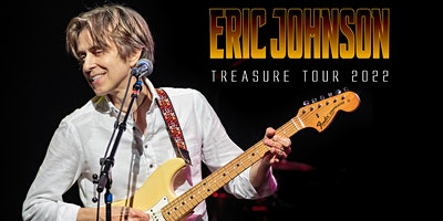 Eric Johnson's Treasure Tour