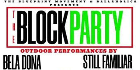 THE BLOCK PARTY tickets