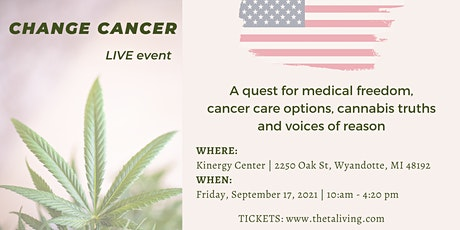 CHANGE CANCER: a quest for a paradigm shift tickets