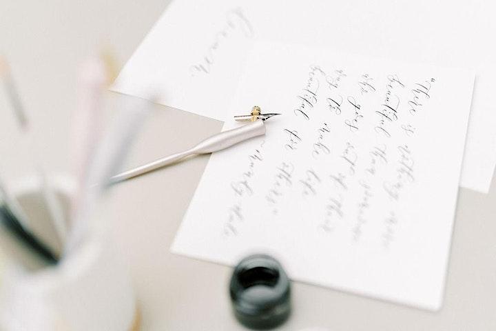 Modern Calligraphy Workshop for Beginners image