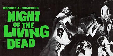 Night of the Living Dead (1968) Sat Aug 7th Midnight Late Show @ Prides tickets
