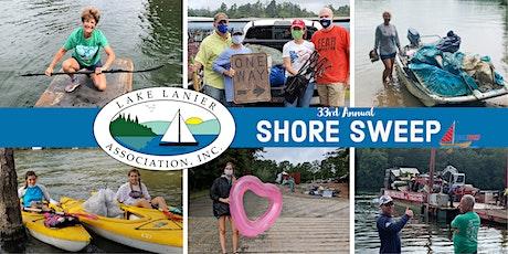 Lake Lanier Shore Sweep 2021 tickets