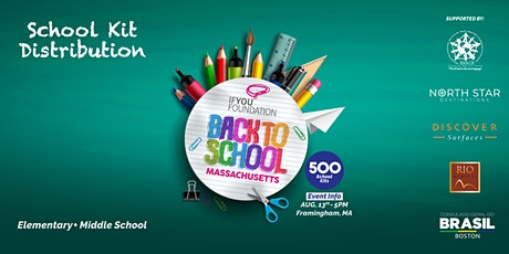 Back To School - Framingham, MA tickets