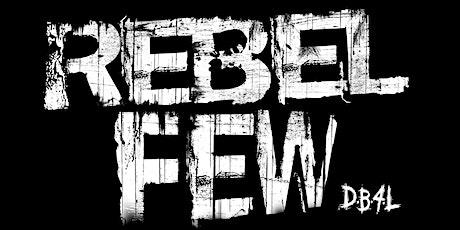 REBEL FEW w/CROWNING KINGS live at Rhythm & Brews tickets