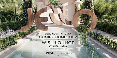 Jerro - Coming Home Tour - IRIS Presents @ Wish - Saturday, March 12, 2022 tickets