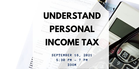 Understanding Personal Income Taxes tickets