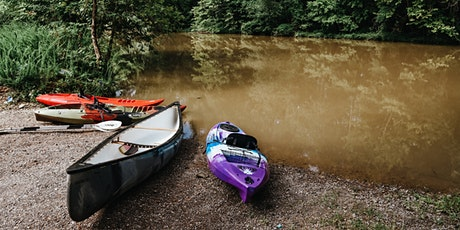 Kayak the Paint Rock River tickets