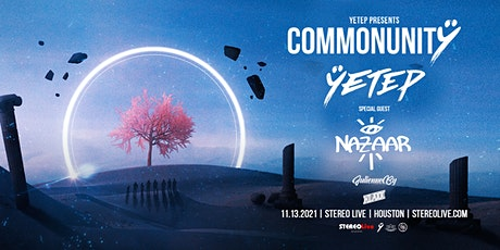 Yetep - Stereo Live Houston tickets