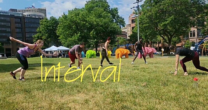 FREE Saturday Yoga, Interval (Pilates finished) at Cathedral Square image