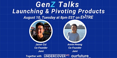 GenZ Talks Launching & Pivoting Products tickets