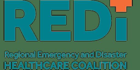 REDi Regional Meeting: COVID-19 Discussion w/DOH tickets