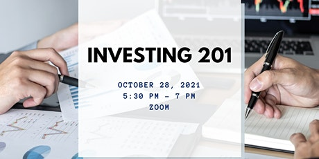 Investing 201 tickets