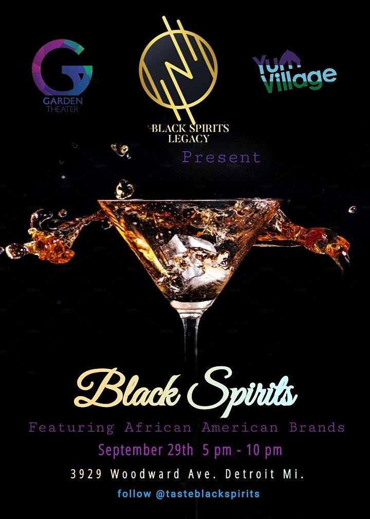 Taste Black Spirits ( The Distro) image