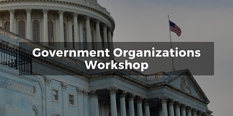 Government Agencies Working in Innovation Best Practices: Workshop tickets