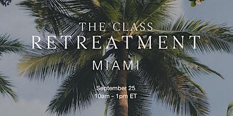 The Retreatment Miami tickets