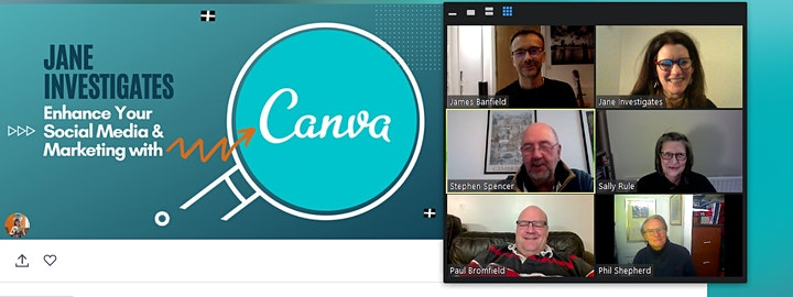 FREE Canva For Beginners image