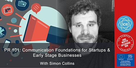 PR 101 – Communication Foundations for Startups & Early-Stage Businesses tickets