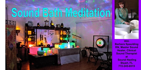 New Moon Sound Bath and Intentions Ceremony tickets
