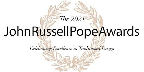 2021 John Russell Pope Awards Ceremony tickets