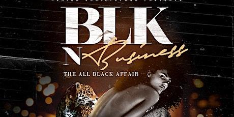 BLK N Business tickets