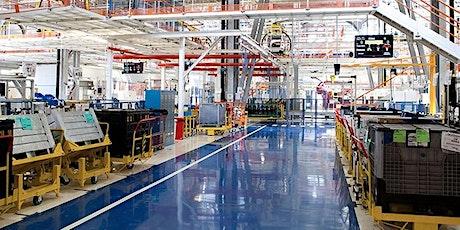Curso de Ferramentas para o Aumento da Produtividade na Indústria ingressos