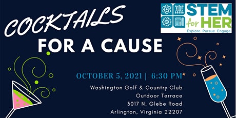 Cocktails for a Cause - STEM for Her tickets