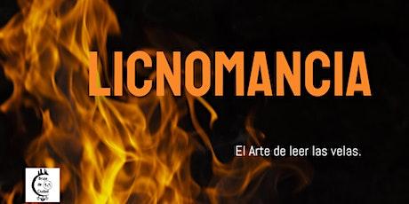 Taller de Licnomancia - El arte de leer las velas. boletos