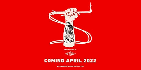 The Handbuilt Motorcycle Show 2022 tickets