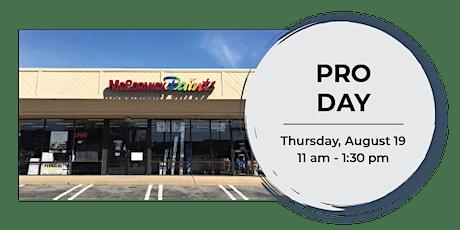 McCormick Paints Pro Day in Richmond, VA tickets