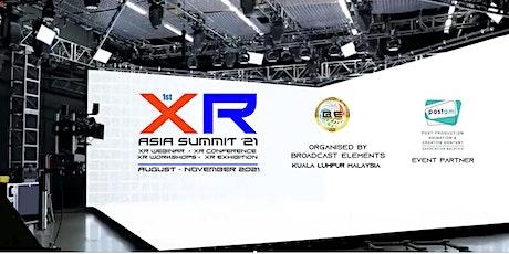 XR in VIRTUAL FILM PRODUCTION - LIVE WEBINAR tickets