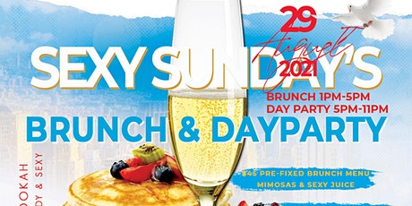 Sexy Sundays Brunch on the Parkway tickets
