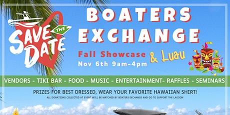 Boaters Exchange 2021 Lagoon Loyal Event and Luau tickets