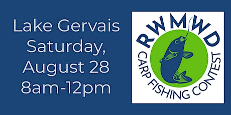 Lake Gervais Carp Fishing Contest tickets