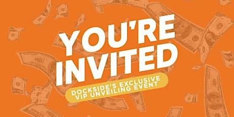 Dockside Clemson Unveiling Event tickets